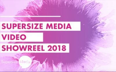 Supersize Media NEW video showreel!!