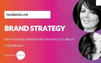 Why are business owners freaking out about their brand?