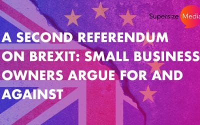 A second referendum on Brexit: Small business owners argue for and against