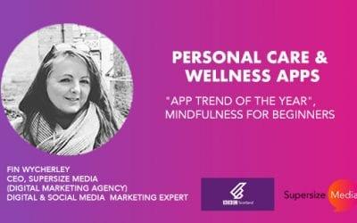 Personal Care & Wellness Apps – BBC Radio Scotland, Kaye Adams Show with Laura Maxwell