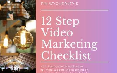 12-Step Video Marketing Checklist