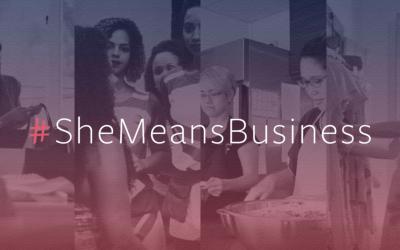 #SheMeansBusiness Workshops: For Women Across Scotland