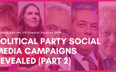 Political Party Social Media Campaigns Revealed (Part 2)