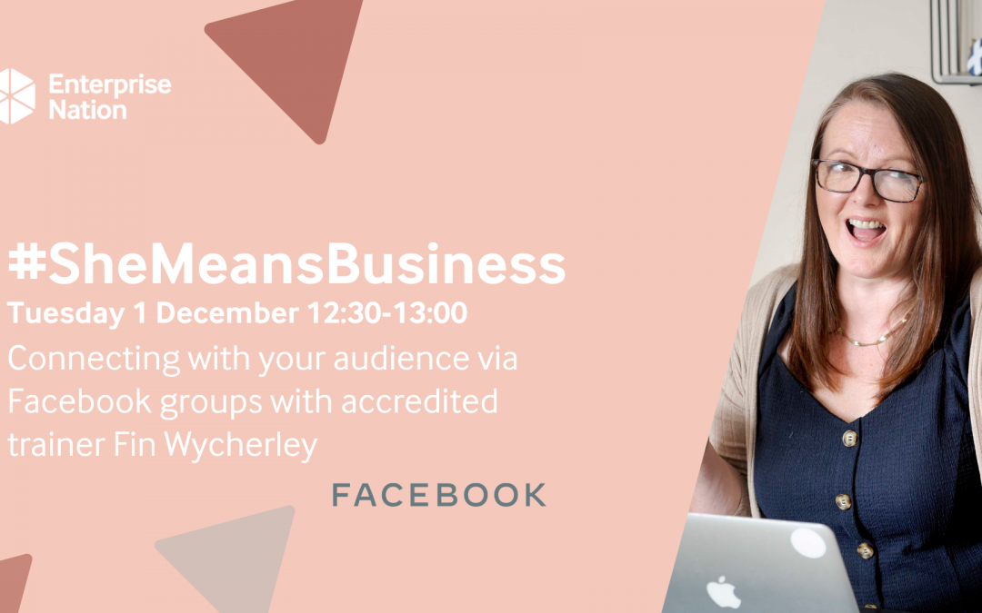 Connecting with your Audience via Facebook Groups