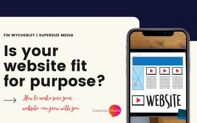 Is Your Website Fit For Purpose?